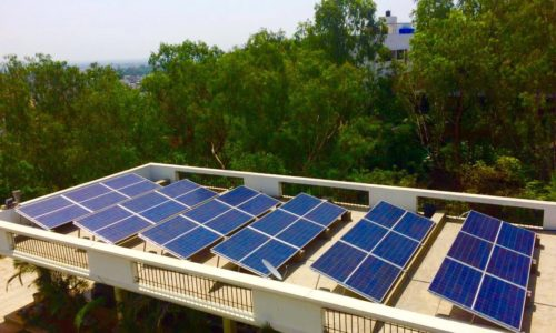 Rooftop Solar PV Installation Zolt India 15
